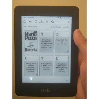 Máy đọc sách Amazon Kindle paperwhite gen 2 used