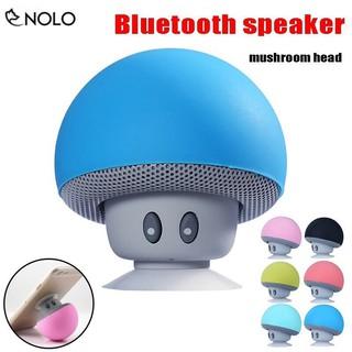Loa Bluetooth 2.1 EDR Đầu Nấm Công Suất 3W Có Đế Hít Chân Không