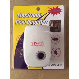 FREESIP Máy Đuổi Côn Trùng Ultrasonic Pest Repeller Pest Reject - HÀNG LOẠI 1