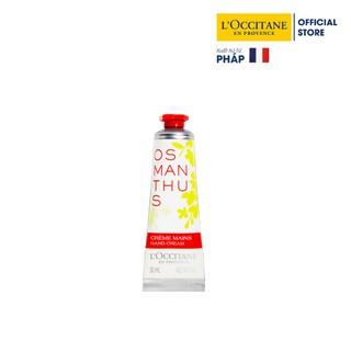 Kem Dưỡng Tay Hương Hoa Mộc Tê Osmanthus 30ml L'Occitane