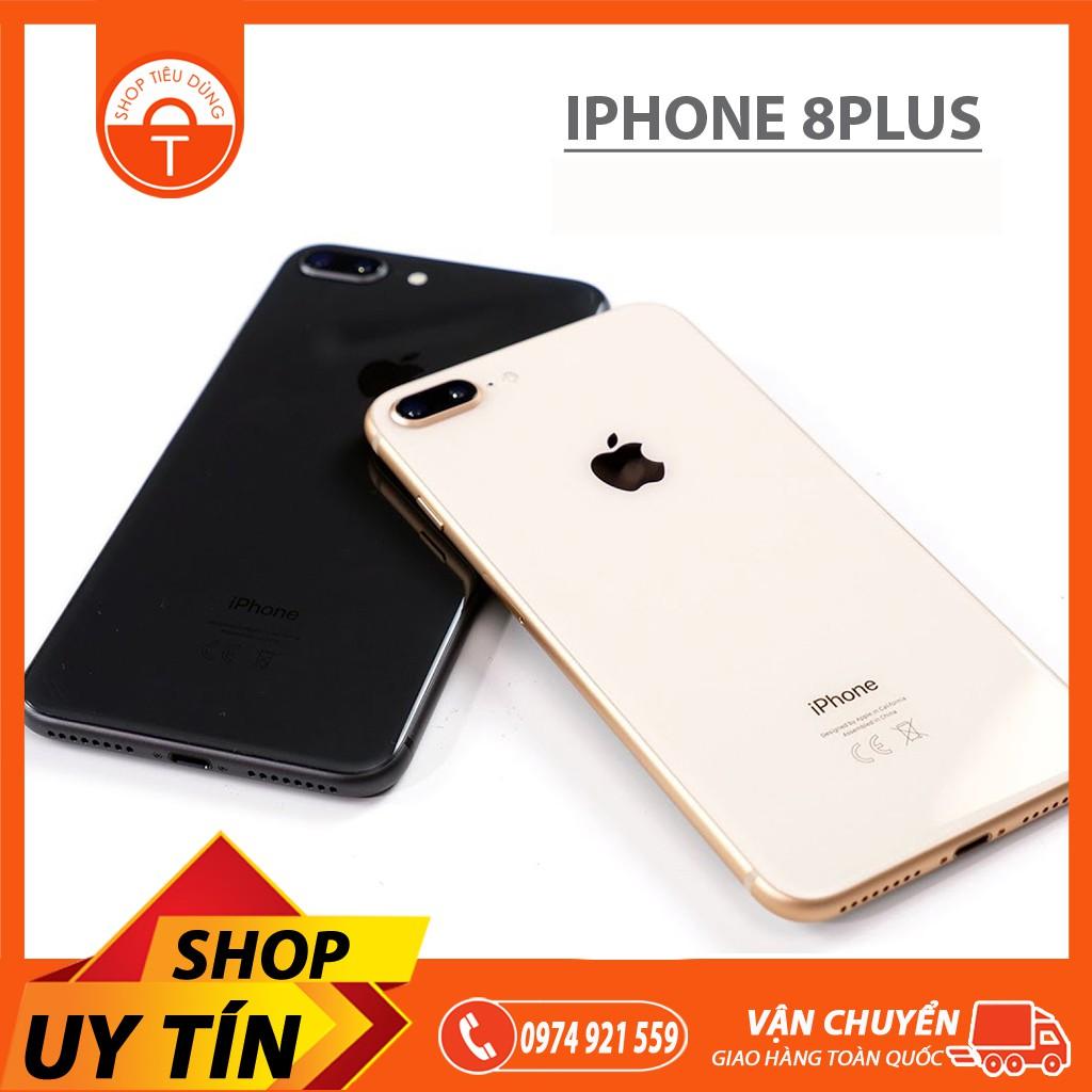 [Mã ELMT1M5 hoàn 6% đơn 1.5TR] ⚡️[ Chính Hãng ] Điện Thoại iPhone 8 Plus 64Gb - Fullbox