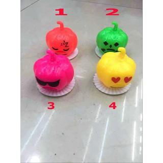 đồ chơi gudetama bí ngô biến thái kèm gói slime mã NLL39 JHàng nhập khẩu