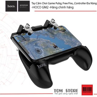 Tay Cầm Chơi Game Pubg, Free Fire,..Controller Đa Năng -HOCO GM2 -Hàng chính hãng thumbnail