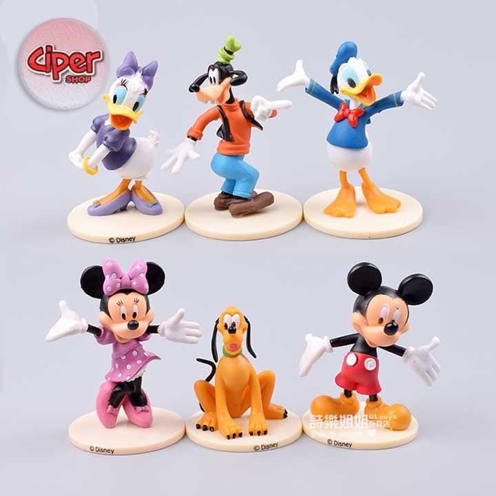 Bộ 6 nhân vật Vịt Donald - Mô hình Disney - 3020896 , 1342042466 , 322_1342042466 , 219000 , Bo-6-nhan-vat-Vit-Donald-Mo-hinh-Disney-322_1342042466 , shopee.vn , Bộ 6 nhân vật Vịt Donald - Mô hình Disney