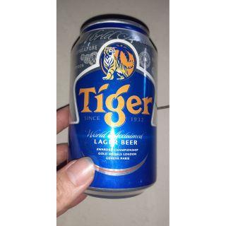 Bia lon TIGER xanh dương 330ml (5%)