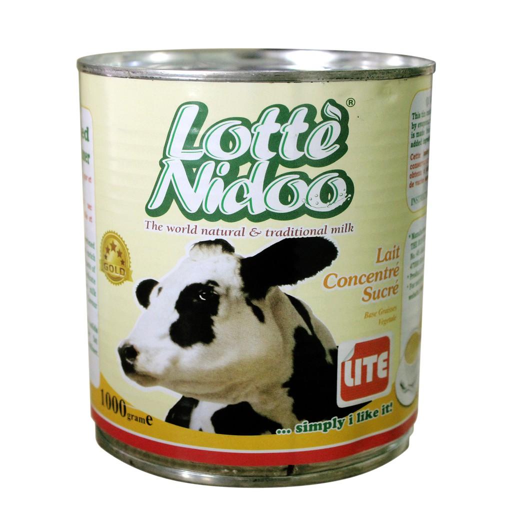 Sữa Đặc Lotte Nidoo Mác Gold 1kg - 3229336 , 466220199 , 322_466220199 , 42000 , Sua-Dac-Lotte-Nidoo-Mac-Gold-1kg-322_466220199 , shopee.vn , Sữa Đặc Lotte Nidoo Mác Gold 1kg