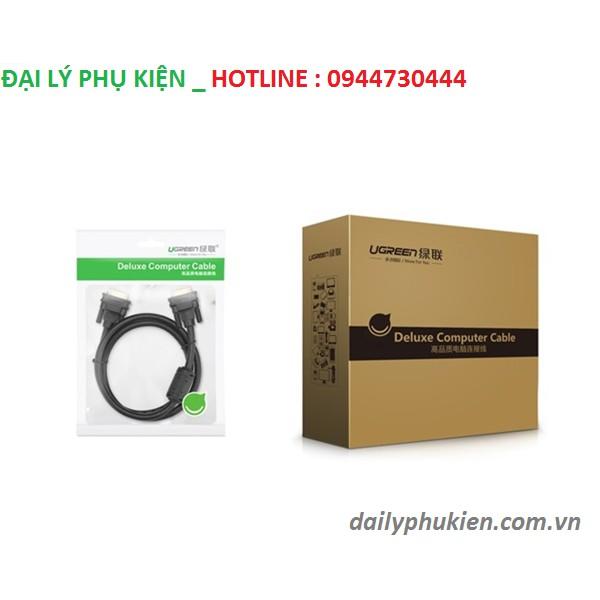 Cáp VGA 5M cho Màn Hình, Máy Chiếu Ugreen 11632 - 2954492 , 511319613 , 322_511319613 , 210000 , Cap-VGA-5M-cho-Man-Hinh-May-Chieu-Ugreen-11632-322_511319613 , shopee.vn , Cáp VGA 5M cho Màn Hình, Máy Chiếu Ugreen 11632