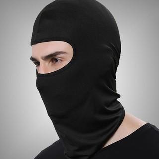 Khăn trùm mặt Ninja – chất cottton co giãn