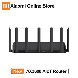 Router Wifi Xiaomi AIoT AX3600 – 7 Ăng ten – chuẩn WIFI 6