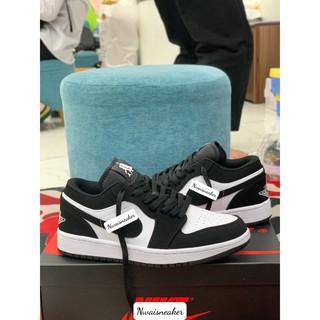 (Full Box) Giày JD Panda Cổ thấp