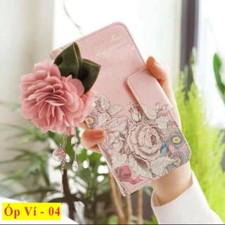 Ốp S9+ Ốp lưng Ví Da cao cấp Samsung S9+ (S9 Plus)