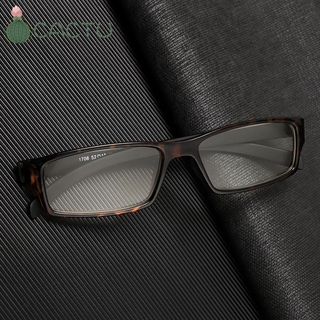 🌵CACTU🌵 Vision Care Reading Glasses High-definition PC Frames Presbyopic Glasses Portable Anti Blue Light Ultralight Unisex Eyeglasses