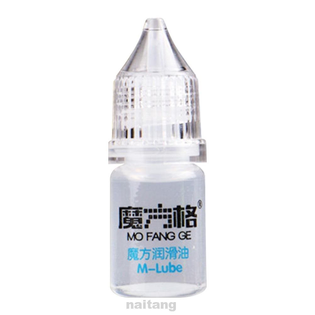 3ml Competition DIY Portable Improve Speed Maintain Accessories Silicone Oil Magic Cube Lubricant
