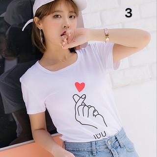 Áo phông cotton cổ tròn siêu rẻ