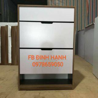 [FREESHIP HÀ NỘI] Tủ giày thông minh gỗ MDF rộng ngang 60cm