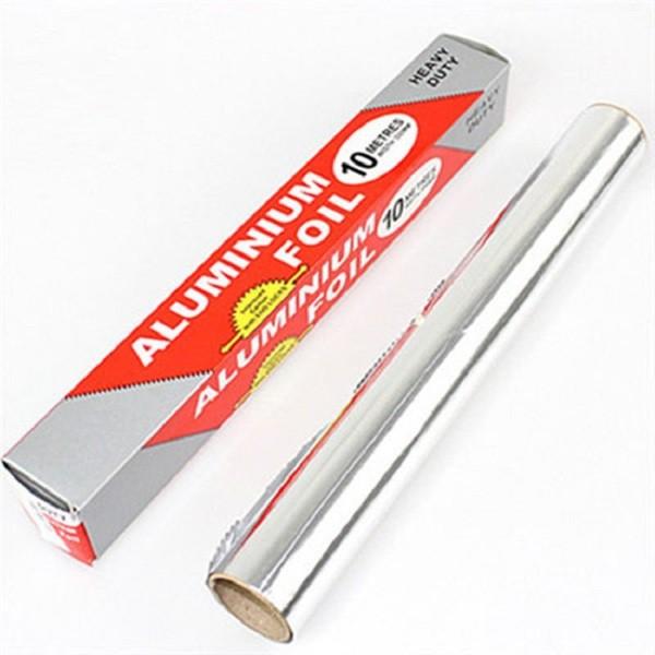 Combo 2 Cuộn giấy bạc bọc thức ăn tiện dụng 30cmx10m (loại 10m/1cuộn) -dc2370.