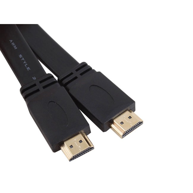 Cáp HDMI 1.5m Dẹt chuẩn 1.4
