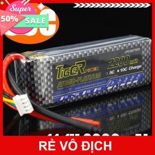 [HSP SHOP] Pin lipo 3s 2200 35c cho đồ chơi điều khiển từ xa