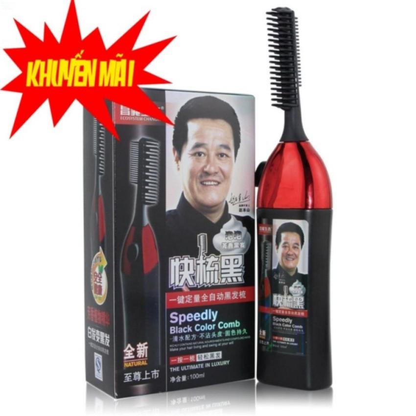 Lược nhuộm tóc thông minh thế hệ mới 1 nút bấm tiện dụng và thuốc nhuộm (đen) - 3024373 , 647939956 , 322_647939956 , 390000 , Luoc-nhuom-toc-thong-minh-the-he-moi-1-nut-bam-tien-dung-va-thuoc-nhuom-den-322_647939956 , shopee.vn , Lược nhuộm tóc thông minh thế hệ mới 1 nút bấm tiện dụng và thuốc nhuộm (đen)