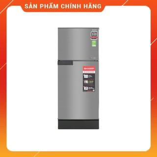 [ FREE SHIP KHU VỰC HÀ NỘI ] Tủ lạnh Sharp 165 lít Inverter SJ-X176E-SL