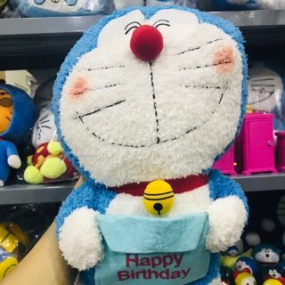 DORAEMON HAPPY BIRTH DAY ( 50cm ) Japan