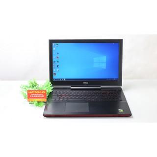 Máy tính Dell 7566 i5 6300HQ Ram 8G 500G GTX 960M 4G
