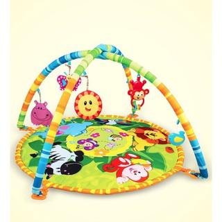 Thảm nằm chơi cho bé (quà tặng của bỉm Moony)