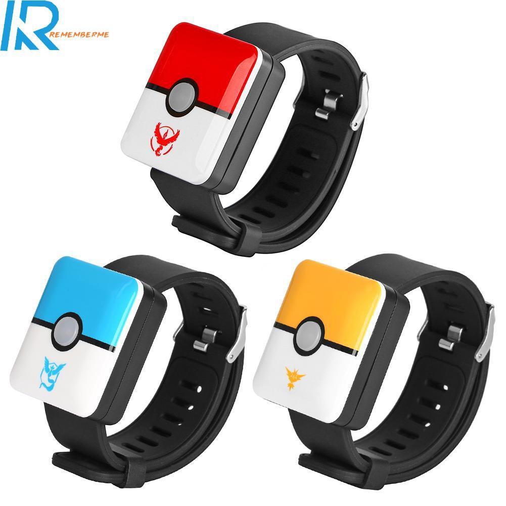 Máy Chơi Game Cầm Tay Nintendo Pokemon Go Plus Kèm Phụ Kiện tại Nước ngoài