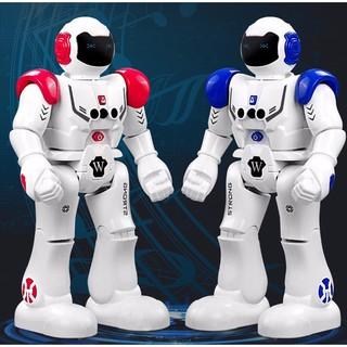 Đồ Chơi Robot Thông Minh Điều Khiển Từ Xa Cảm Biến Điều Khiển Tay – Mẫu 01