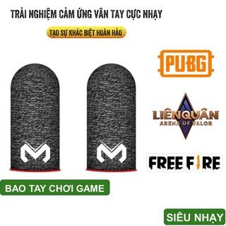Bao Găng tay chơi game MEMO chống mồ hôi, siêu nhạy, siêu co dãn Cho pubg FF, tốc chiến...-dc4395 thumbnail