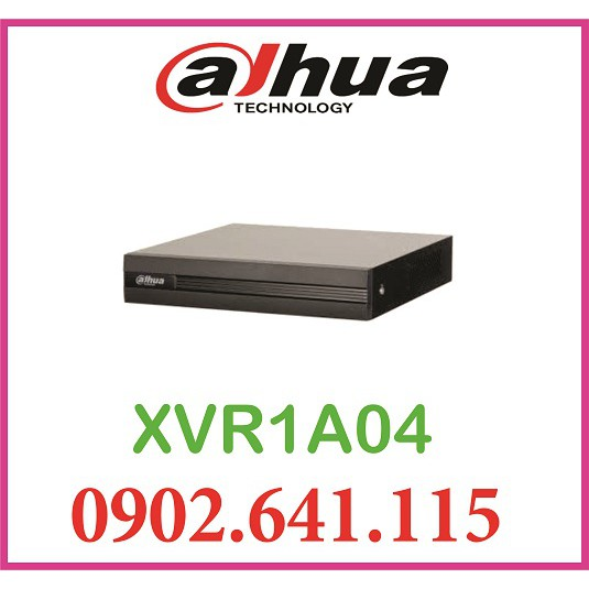 Đầu ghi hình dahua XVR1A04