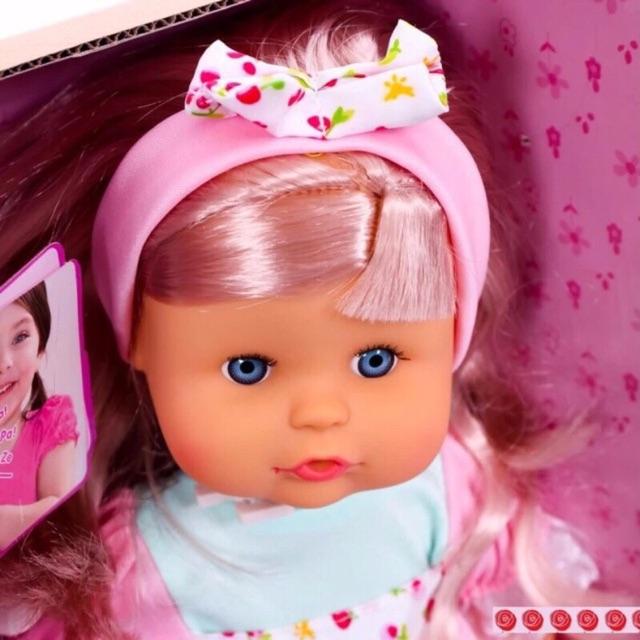 Búp bê Bonnie biết nói, khóc, cười và đi vệ sinh