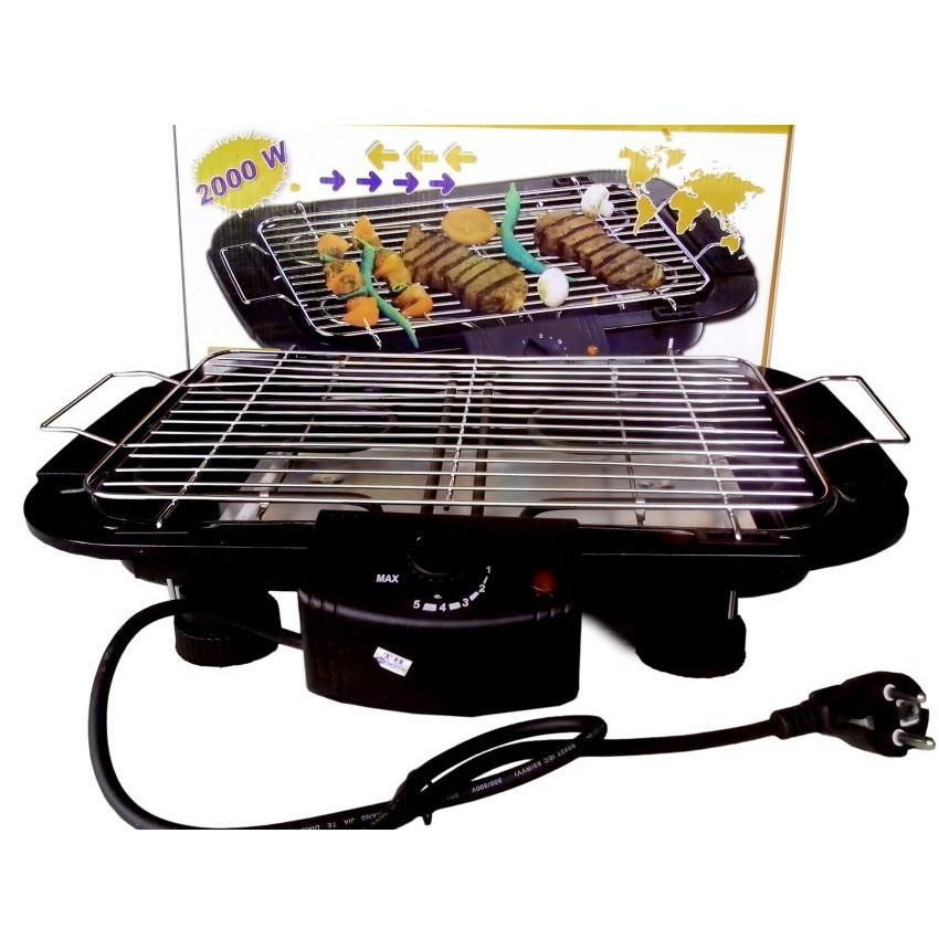 Bếp nướng điện không khói tiện dụng 2000W