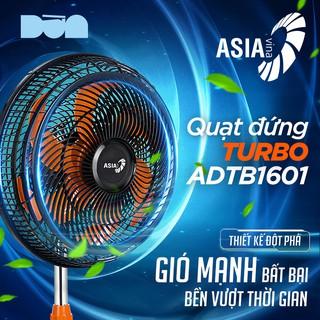 Quạt đứng Asia TURBO Asia 6 cánh (Giao nhanh trong ngày Nowship/Grabship) - bán công nghiệp - ASDTB1601-DV0