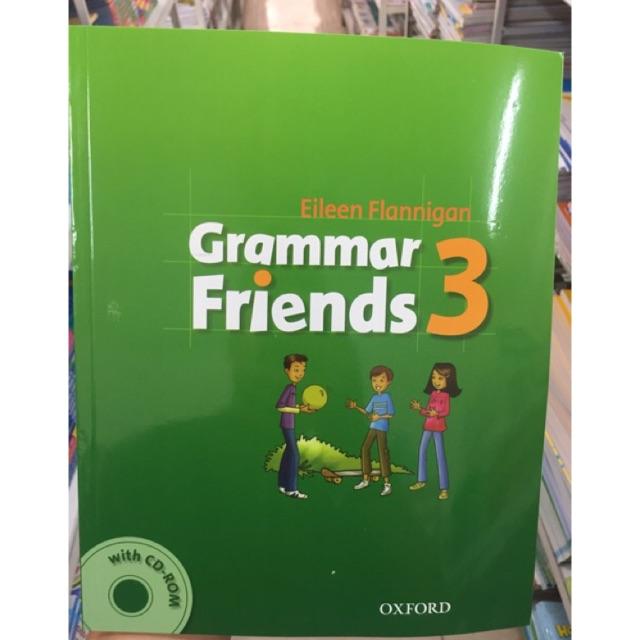 Sách - grammar friends 3