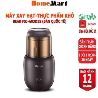 Máy Xay Thực Phẩm khô Bear FSJ-A03D1 (Hàng chính hãng - bảo hành 12 tháng) - HomeMart