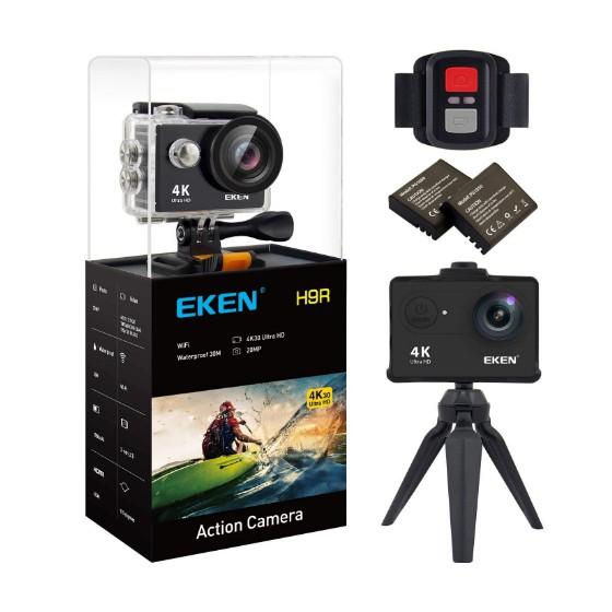 กล้องแอคชั่นแคม EKEN H9R Action Camera 4Kพร้อมรีโมท