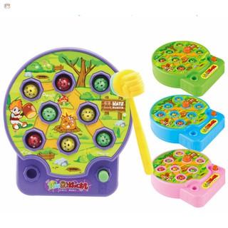 [Safe]Combo đồ chơi đập thú vui nhộn – an toàn phát triển phản xạ cho bé