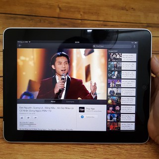 Máy tính bảng Apple iPad 1 3G WIFI 16GB/32GB/64GB chính hãng giá tốt
