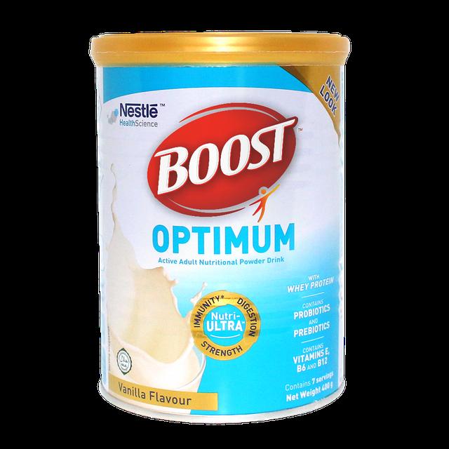 Sản Phẩm Dinh Dưỡng Nestle Boost Optimum 400g