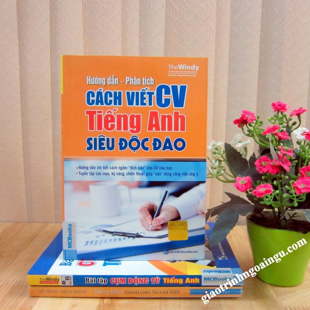 Sách Hướng dẫn - phân tích cách viết CV tiếng Anh siêu độc đáo - 14562169 , 1155775331 , 322_1155775331 , 58000 , Sach-Huong-dan-phan-tich-cach-viet-CV-tieng-Anh-sieu-doc-dao-322_1155775331 , shopee.vn , Sách Hướng dẫn - phân tích cách viết CV tiếng Anh siêu độc đáo