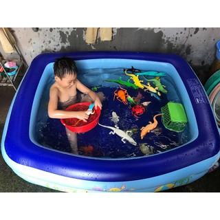 Hồ bơi phao cho bé 2019 1,5*1,1*0,5 mét