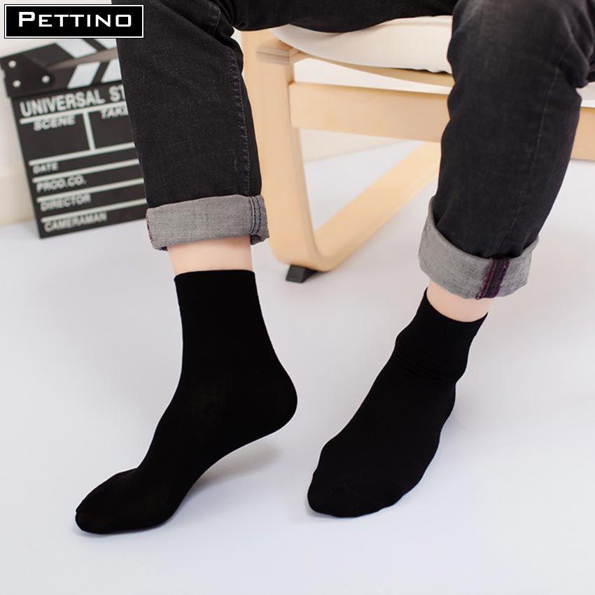 Tất (Vớ) nam thời trang thông hơi chống hôi chân PETTINO -