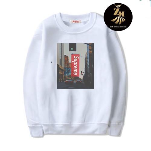 Áo Nỉ Sweater Nam Nữ Đều Mặc Được HOT New Tee Hot Big Size Dưới 100kg Cao Cấp - SW200333