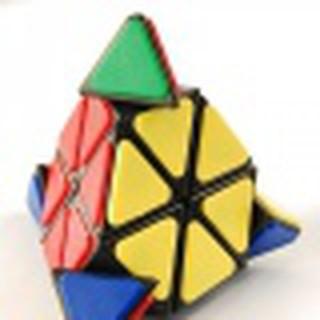 TOYSTORE – Rubik Trơn Pyramix Qiyi , Rubik Kim Tự Tháp Chất Lượng Cao