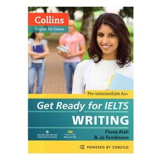 """[Mã BMSMART giảm 15% đơn 100K] Sách - Collins - Get Ready For IELTS - Writing giá chỉ còn <strong class=""""price"""">6.800.000.000đ</strong>"""
