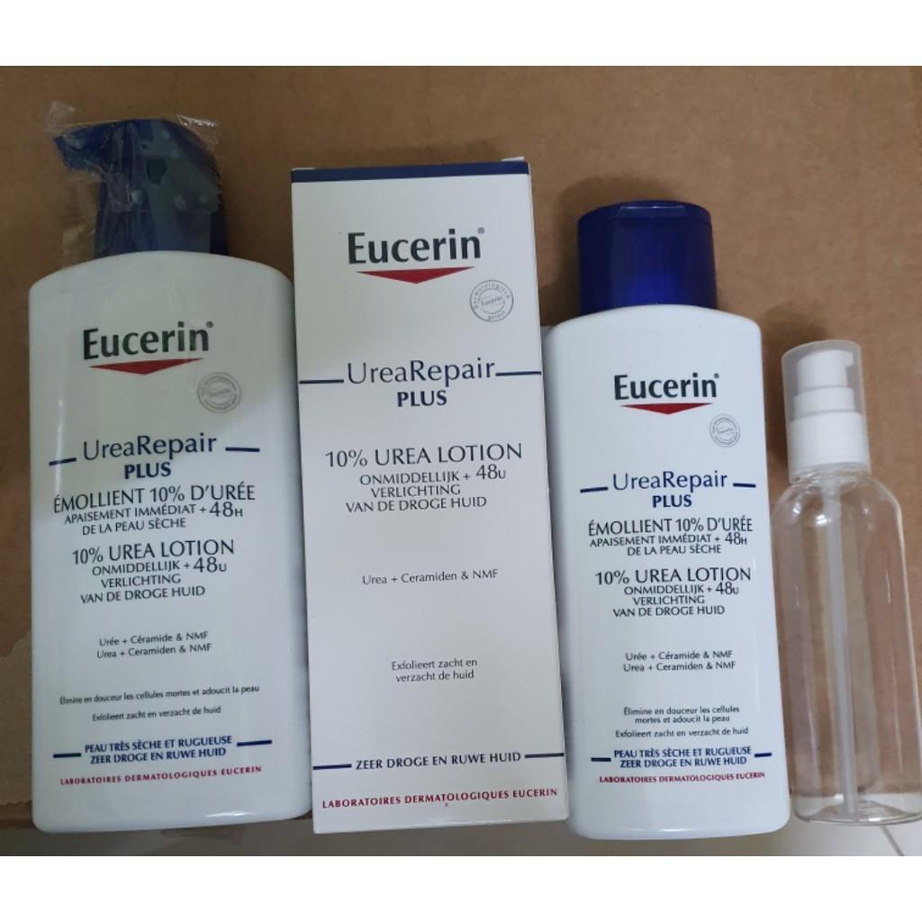 Kem dưỡng phục hồi da Eucerin Urea Repair Plus 10%