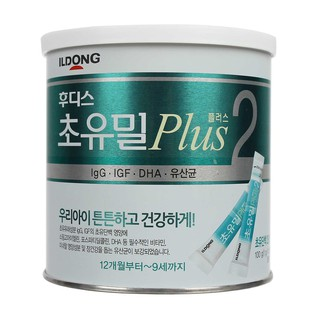 Sữa non Ildong số 2 Hàn quốc chính hãng hộp 100 gói thumbnail