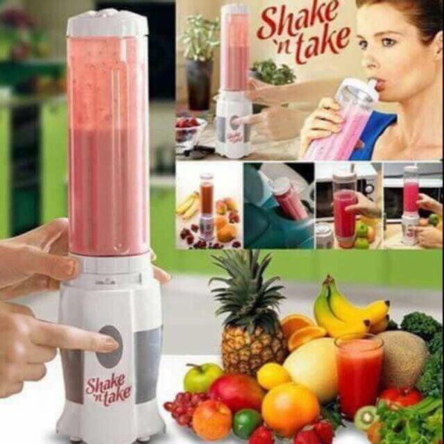 Máy xay 2 cối Shake N Take siêu hót