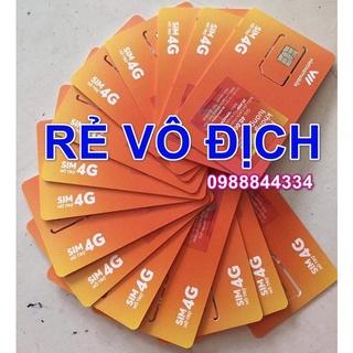 Sim Vietnamobile giá rẻ